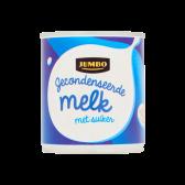 Jumbo Gecondenseerde melk met suiker