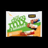 Jumbo Mini chocolate mix with 3 flavors