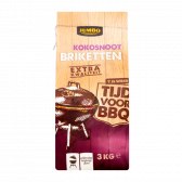 Jumbo Coconut briquettes (only available within Europe)