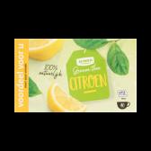 Jumbo Green lemon tea family pack