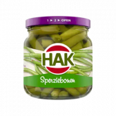 Hak Snap beans small