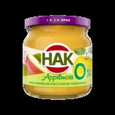 Hak Sugar free apple sauce small
