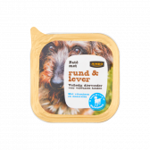 Jumbo Beef and liver pate for dogs (only available within Europe)