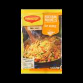 Maggi Chicken curry stir fry noodles