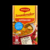 Maggi Seasoning chicken soup