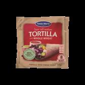 Santa Maria Wholegrain tortilla wraps medium