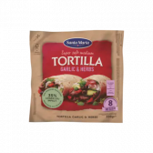 Santa Maria Tortilla wraps with garlic and herbs medium