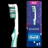 Oral-B 3D white fresh manuele tandenborstel medium