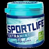 Sportlife Extra munt suikervrije kauwgom pot groot