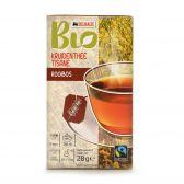 Delhaize Organic rooibos herb tea