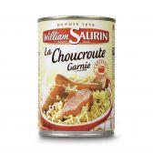 William Saurin Gegarneerde zuurkool