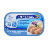 Imperial Light smoked codfish liver