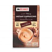 Delhaize Cappuccino instant coffee