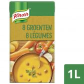 Knorr 8 vegetable wealth soup with balls