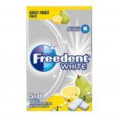 Freedent Fruit chewing gum