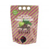 D'Upigny Apple with rhubarb juice