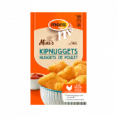 Mora Mini chicken nuggets (only available within the EU)
