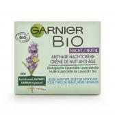 Garnier Organic anti-age night cream for all skin types skin types