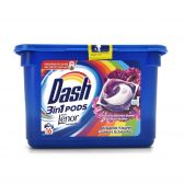 Dash Amethyst washing caps
