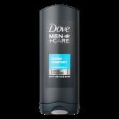 Dove Clean comfort shower gel men + care large