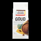 Fair Trade Original Goud koffie snelfiltermaling