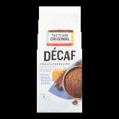 Fair Trade Original Decafe koffie snelfiltermaling