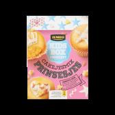 Jumbo Cakejesmix prinsesjes kinderbox compleet