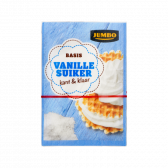 Jumbo Kante en klare basis vanille suiker