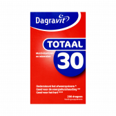 Dagravit Total 30 multivitamines and minerals dragees