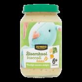 Jumbo Bloemkool, broccoli en kaas (vanaf 6 maanden)