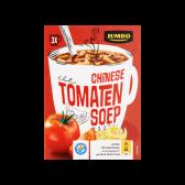 Jumbo Chinese tomatensoep
