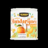 Jumbo Mandarin pieces on syrup
