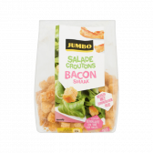 Jumbo Salade croutons met spek smaak