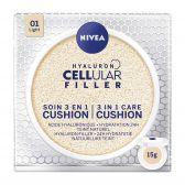 Nivea Visage cellular cushion light cream