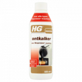 HG Decalcifier for nespresso machines