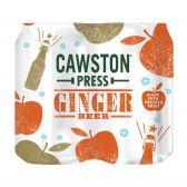 Cawston Ginger beer sparkling 4-pack