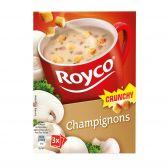 Royco Crunchy mushroom soup