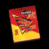 Doritos Bits twisties honey barbecue crisps 5-pack