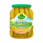 Kuhne Traditional sweet sour gherkins