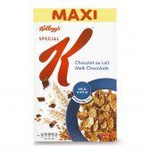 Kellogg's Special K milk chocolate breakfast cereals large