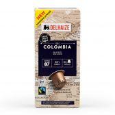 Delhaize Colombian coffee caps fair trade small