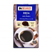 Delhaize Gemalen cafeinevrije koffie groot