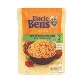Uncle Ben's Mexicaanse rijst
