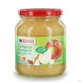 Delhaize Apple compote pieces small