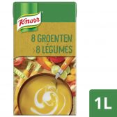 Knorr 8 vegetable wealth soup veloute large