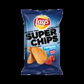 Lays Paprika super crisps party pack