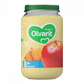 Olvarit Apple with biscuits (from 8 months)