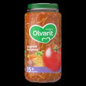 Olvarit Spaghetti bolognese (from 15 months)