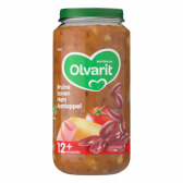 Olvarit Brown beans with ham and potatoes (from 12 months)