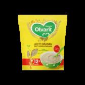 Olvarit Eight grains with vanilla flavor (from 12 months)